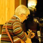 Bob Allen at Still Kickin' recording session