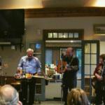 Mark, Jim, Neil, Myrna at Quarry Ridge, Portland, CT