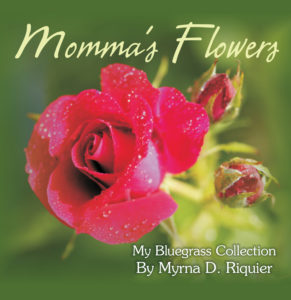 Mommas Flowers CD Cover