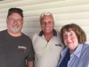 Still Pickin' 2017 - Present Dennis Sheridan, Jim Sharpley, Myrna Riquier
