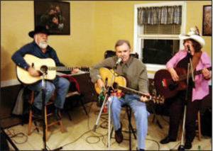 Still Pickin' 2009 – 2010 Fred Etheridge, Bob Coxx, Myrna Riquier